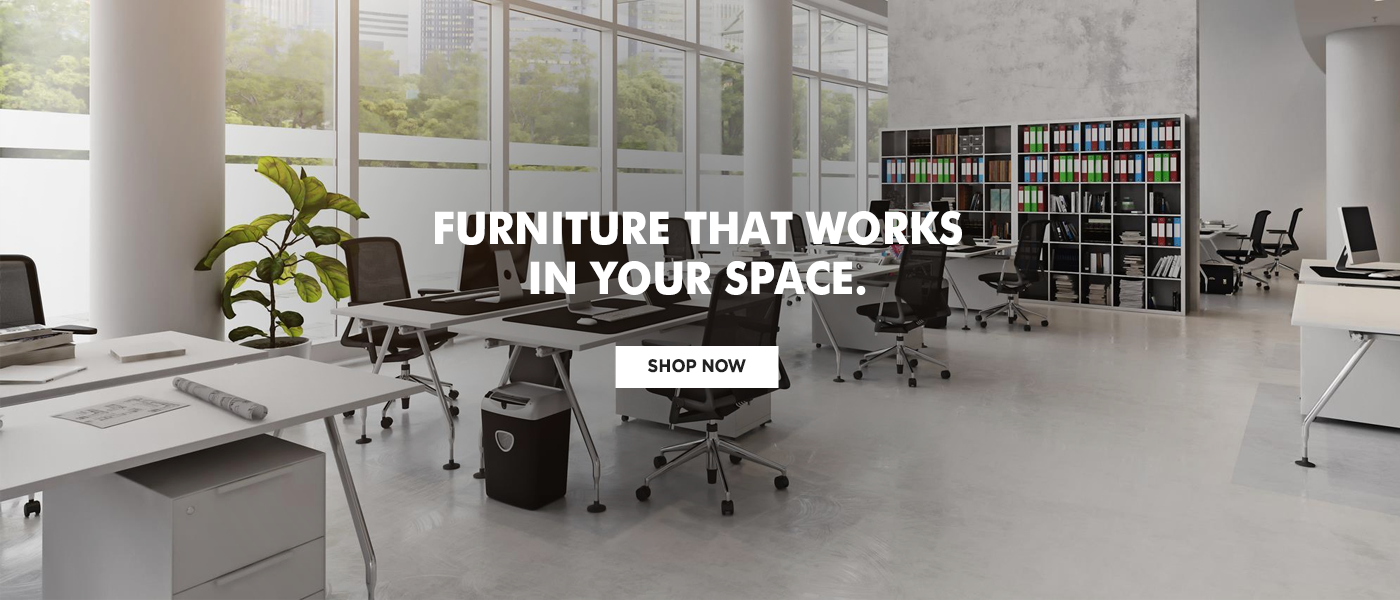 Workplace Furniture Banner