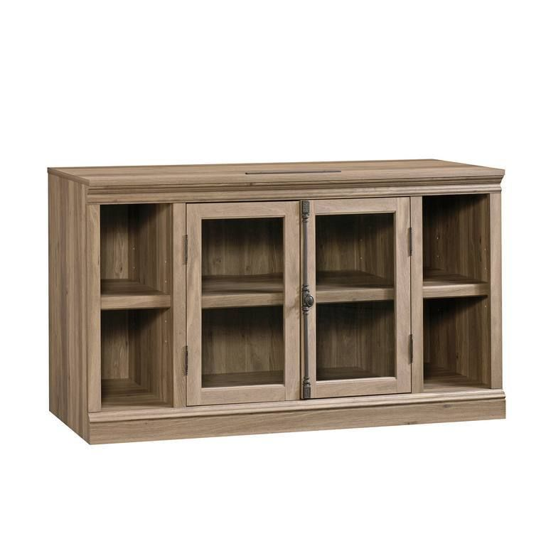 Home Entertainment Sideboard In Salt Oak Finish
