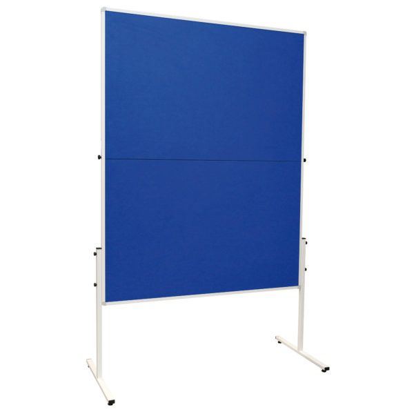 Franken Folding Felt Training board, 120 x 150 cm. Available in Blue and Grey